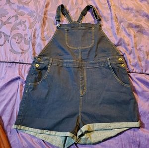 Modcloth overalls plus size